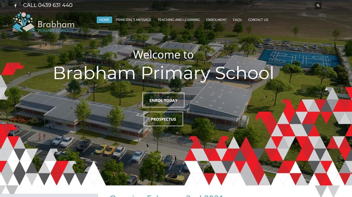 BRABHAM PRIMARY SCHOOL PROSPECTUS