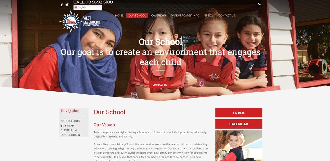 WEST BEECHBORO PRIMARY SCHOOL WEBSITE